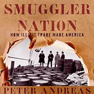 Smuggler Nation Audiobook