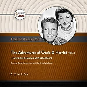 The Adventures of Ozzie & Harriet, Vol. 1 Radio/TV Program