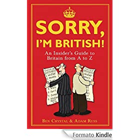 Sorry, I'm British!