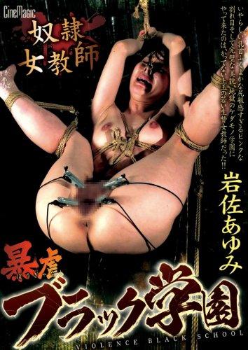 奴隷女教師 暴虐ブラック学園 岩佐あゆみ シネマジック [DVD]