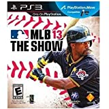 MLB - The Show 13 (PS3)