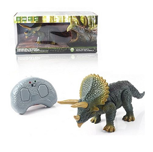 Innovation Infrared Remote Controlled Triceratops – Dinosaur Series