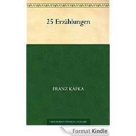 25 Erz�hlungen (German Edition)
