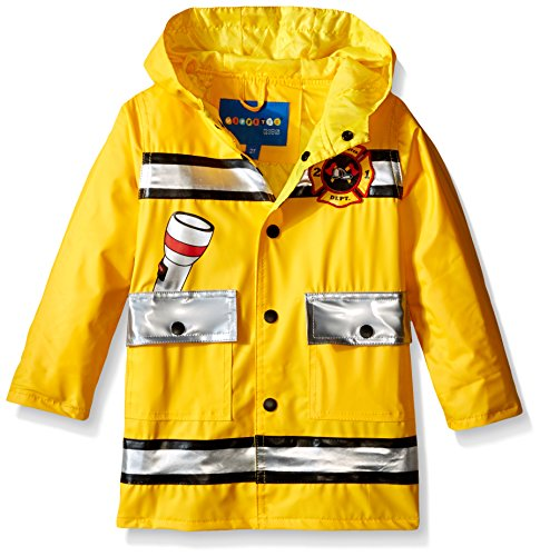 524cff634 Wippette Boys' Fireman Rain Jacket and Boot Set - Import It All
