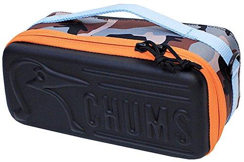 (チャムス) CHUMS ブービーマルチハードケース(S)CH62-1085 (BCM:Booby Camo)