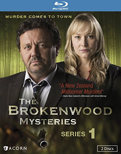 The Brokenwood Mysteries, Series 1 [Blu-ray]