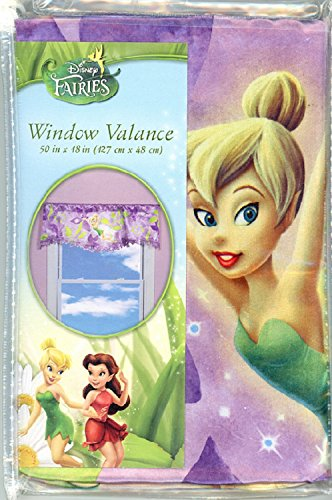 Disney Fairies Catch You Later Valance