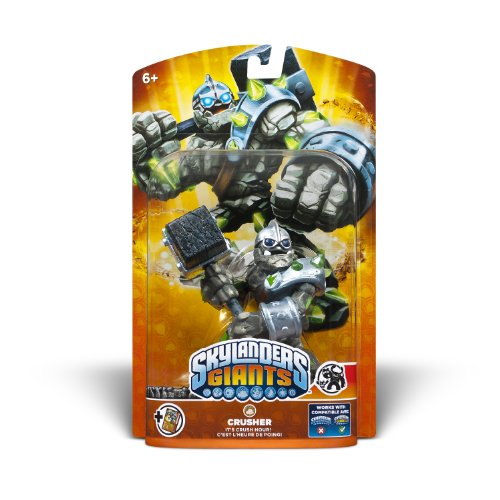Skylanders Giants Single Character - Crusher