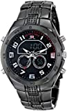 U.S. Polo Assn. Sport Men's US8203 Gunmetal-Tone Watch
