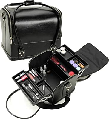Best Cheap Deal for Seya Black Roll Top Makeup Case by SEYA - Free 2 Day Shipping Available