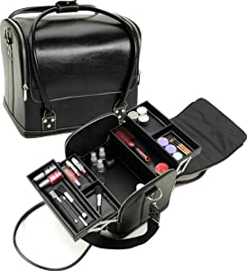 Click Here For Cheap Amazon.com: Seya Black Roll Top Makeup Case: Beauty For Sale