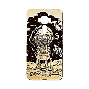 BLUEDIO Designer Printed Back case cover for Asus Zenfone 3 (ZE520KL) 5.2 Inch - G3593
