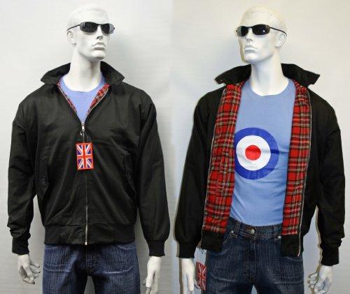in stock presenting hot sales Vestes Homme | Adultes classique veste Harrington Jacket MOD ...