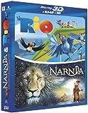 echange, troc Rio + Narnia 3 - Blu-ray 3D active [Blu-ray]
