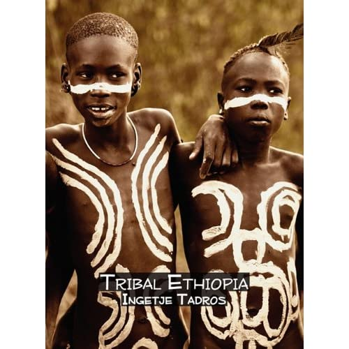 Tribal Ethiopia - Ingetje Tadros