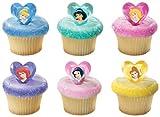 Decopac Disney Princess Jewel Rings
