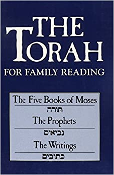 The first 5 books of moses