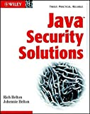 img - for Java Security Solutions book / textbook / text book