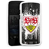 HTC Desire 500 Hülle Schutz Hard Case Cover