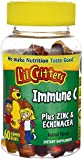 L'il Critters Immune C Plus Zinc & Echinacea - 60 ct