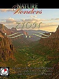 Nature Wonders - ZION - U.S.A.