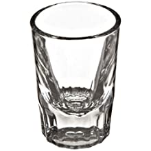 Anchor Hocking 5282U 2-1/4 Inch Diameter x 2-7/8 Inch Height, 2-Ounce Whiskey Glass (Case of 48)