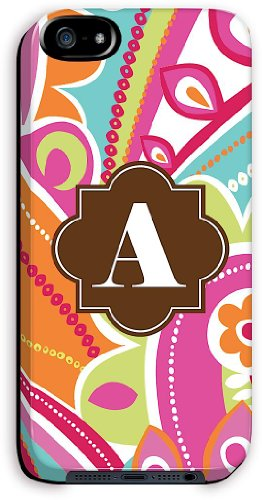 Best Price CaseStreet Pucci iPhone 5 Case (Letter A)