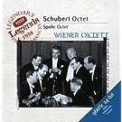 Schubert : Octuor pour clarinette, cor, basson et cordes D. 803 - Spohr : Octuor pour clarinette, 2 cors et cordes op. 32