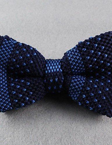 Gli uomini a maglia del Fashion Show il matrimonio il filtro Bow Tie