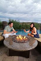Hot Sale Elegance Oriflamme Outdoor Fire Pits and Fire Pit Tables