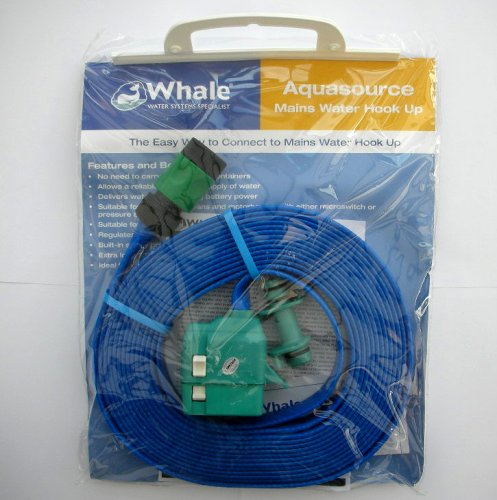Whale Aquasource Mains Water Connection