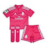Real Madrid Away Full Kids Kit 2014 2015 - XS / 128cm