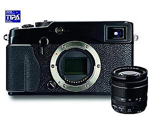 Fujifilm X-Pro2 Digital Camera w/ Fujinon XF18-55mm f2.8-f4 OIS zoom lens (16MP, APS-C X-Trans CMOS Sensor) 3 inch