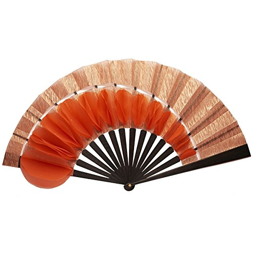 luxury-apricot-petal-hand-fan-by-duvelleroy