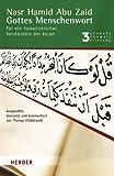 Gottes Menschenwort (Buchreihe der Georges Anawati Stiftung) title=