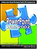 img - for Microsoft PowerPoint Whiz 2002 book / textbook / text book
