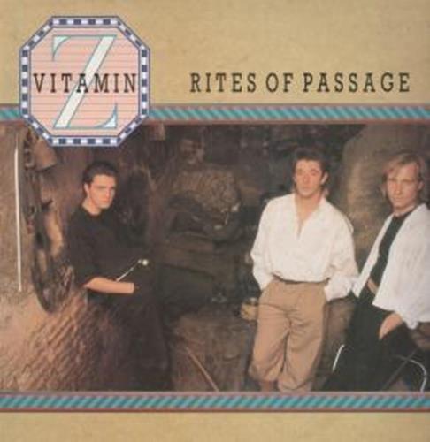 Rites Of Passage Lp (Vinyl Album) Uk Mercury 1985