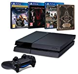 Pack PS4 500 Go + Destiny le Roi des Corrompus + Assassin's Creed Syndicate + steelbook + Metal Gear Solid V : The Phantom Pain