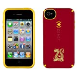 Speck CandyShell for iPhone 4S/4 - Year of the Golden Dragon