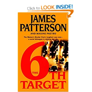 The 6th Target - James Patterson