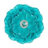 LockerLookz Magnetic Flowers (Aqua Blue Peony)