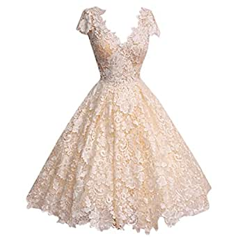 Cream Colored Flowers Lace Sexy Sleeveless