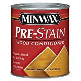 Minwax 41500000 Pre-Stain Wood Conditioner, pint (Tamaño: pint)