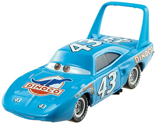 Disney/Pixar Cars The King Diecast Vehicle, 1:55 Scale - 1