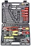 Famex 144-FX-55-57 Mallette à outils universelle 168 pièces (Import Allemagne)