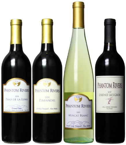 Phantom Rivers Four Course Dinner With The Central Coast Sunset Mixed Pack, 4 X 750 Ml