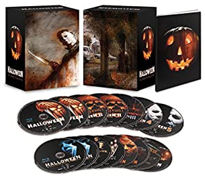 Halloween: The Complete Collection Limited Deluxe Edition[Blu-ray] from Anchor Bay