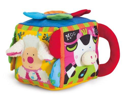 Melissa & Doug K's Kids Musical Farmyard Cube