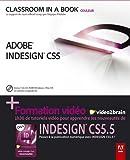 echange, troc Adobe - Indesign CS 5.5 + formation video2brain