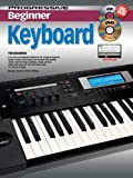 img - for 11813 - Progressive Beginner Keyboard - Book/CD/DVD book / textbook / text book